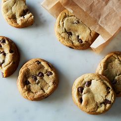 Andrea Bemis' Fresh Mint Chocolate Chip Cookies